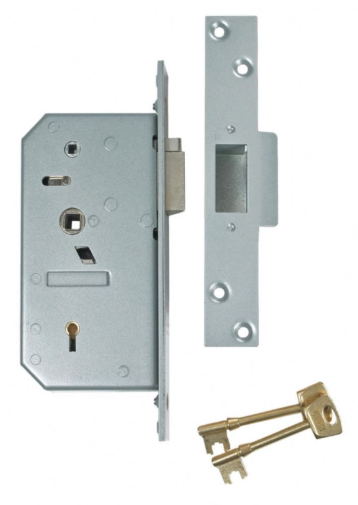 Chubb C Series 3r35 3r35x 5 Detainer Mortice Night Latch